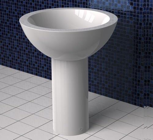fonte freistehender waschtisch von flaminia badeinrichtung termocenter. Black Bedroom Furniture Sets. Home Design Ideas
