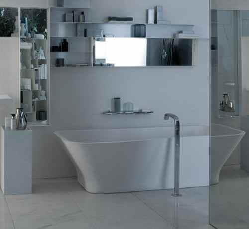 Sanitari arredo bagno alto adige faraway vasca freestanding di kos - Kos vasche da bagno ...