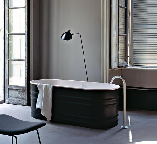 Vieques vasca freestanding di agape design arredo bagno - Agape accessori bagno ...