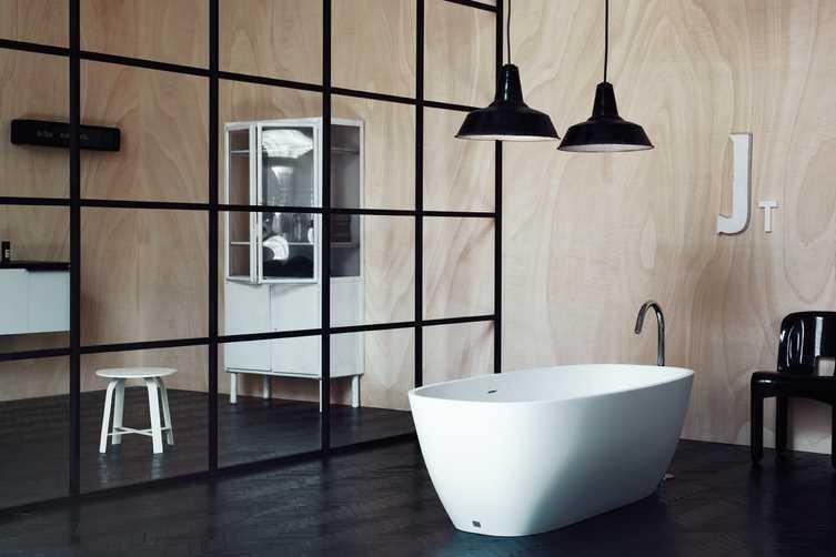 Normal vasca freestanding di agape design arredo bagno termocenter