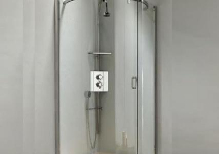 I migliori marchi per arredo bagno - Calibe - BOX DOCCIA IN ACCIAIO INOX