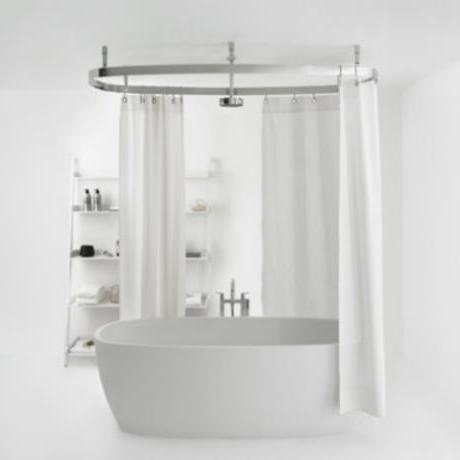 Sanitari & Arredo bagno Alto Adige - COOPER sistema tenda doccia ...