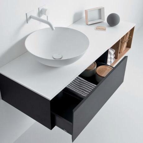 sanitari & arredo bagno alto adige - quattro.zero lavabo e mobili ... - Falper Arredo Bagno