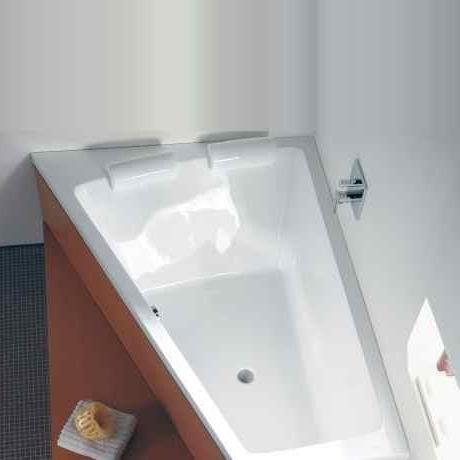 Sanitari arredo bagno alto adige paiova vasca angolo di duravit - Vasca da bagno duravit ...
