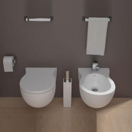 PINCH WC/Bidet di FLAMINIA - Arredo Bagno Termocenter