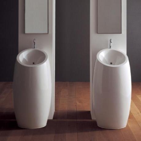 fliesen sanit re badeinrichtung s dtirol planet freistehender waschtisch von scarabeo. Black Bedroom Furniture Sets. Home Design Ideas