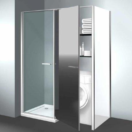 sanitari & arredo bagno alto adige - twin spazio doccia di ... - Vismara Arredo Bagno