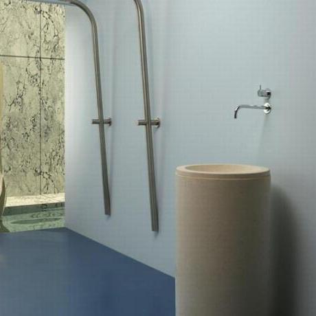 fliesen sanit re badeinrichtung s dtirol buoro waschtisch aus stein von boxart. Black Bedroom Furniture Sets. Home Design Ideas