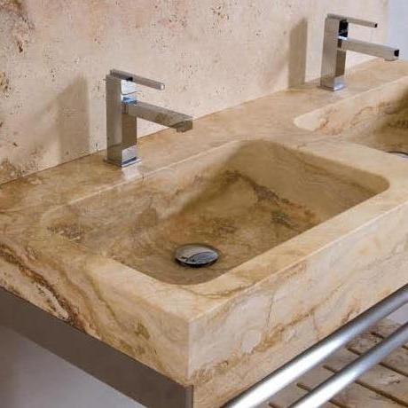 fliesen sanit re badeinrichtung s dtirol travertino r. Black Bedroom Furniture Sets. Home Design Ideas
