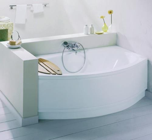 Sanitari arredo bagno alto adige bette vasche de bette - Vasche da bagno grandi ...