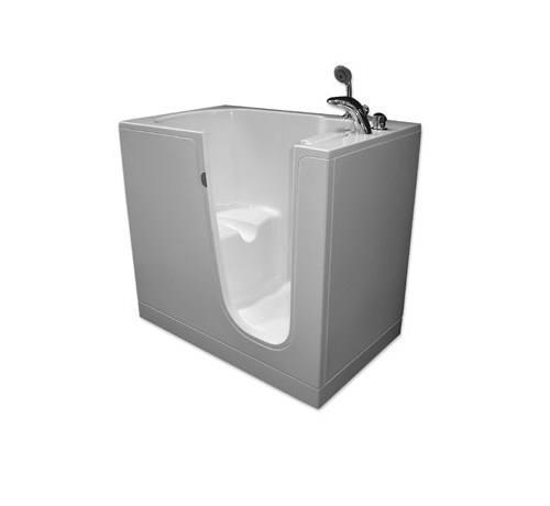 Sanitari arredo bagno alto adige vasca con porta oasi - Vasca bagno con porta ...