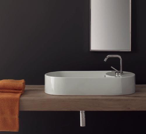 fliesen sanit re badeinrichtung s dtirol seventy waschtisch von scarabeo. Black Bedroom Furniture Sets. Home Design Ideas