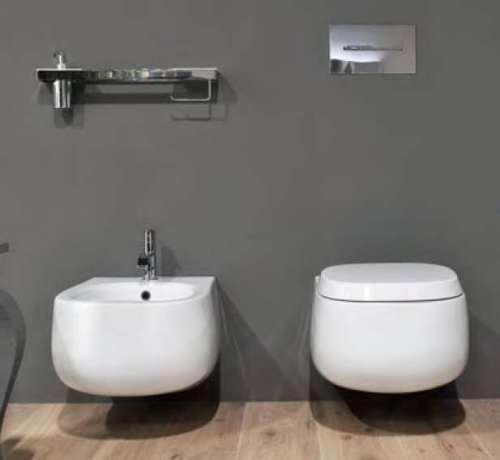 ONDA Betätigungsplatte für WC-Spülung von ANTONIO LUPI ...