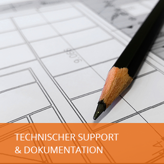 Technischer Support & Dokumentation