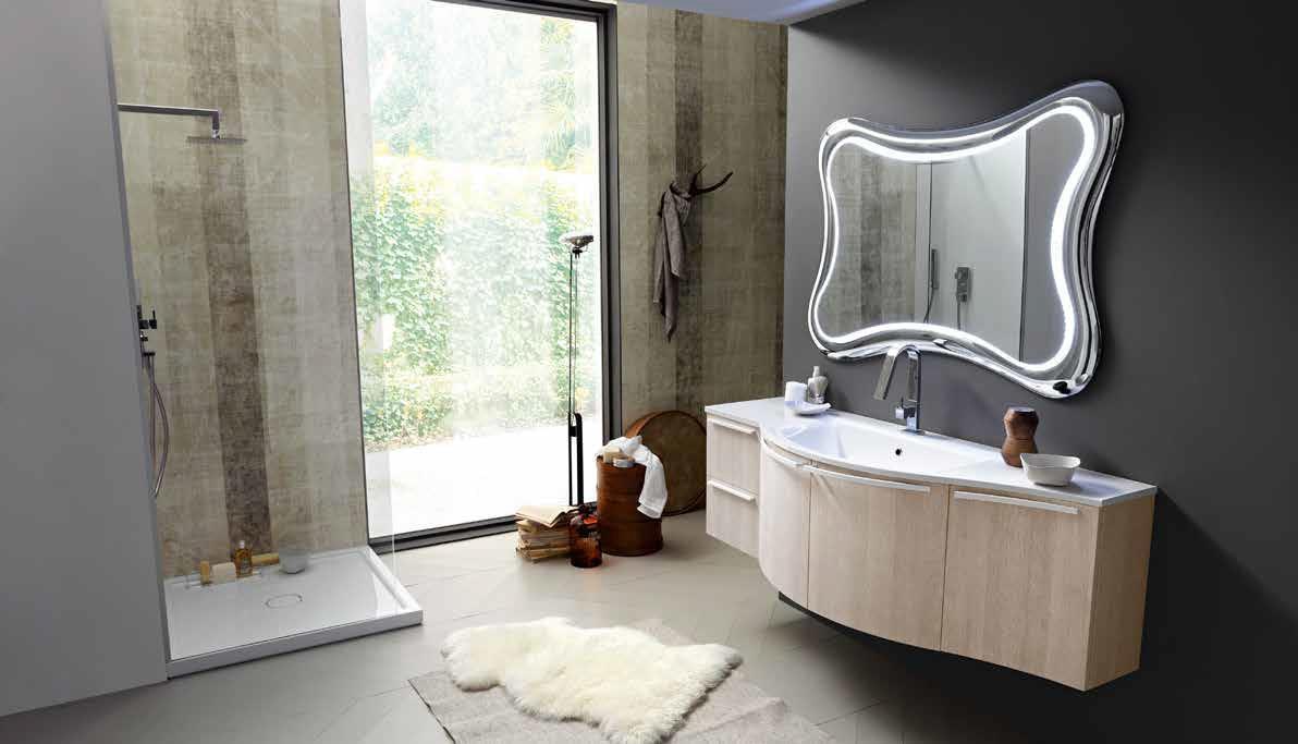 Sanitari & Arredo bagno Alto Adige - fusion mobili da bagno di ARBI
