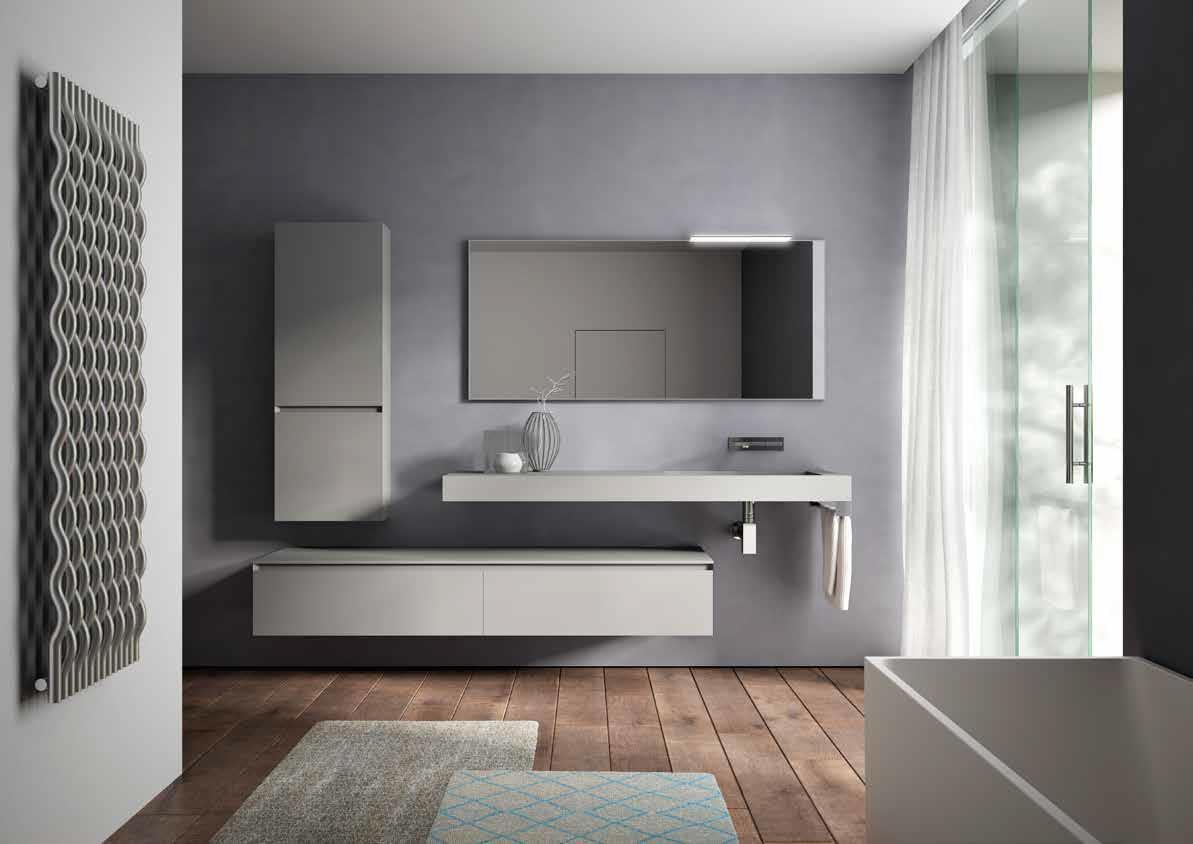 Sanitari & Arredo bagno Alto Adige - cubik mobile da bagno di idea group