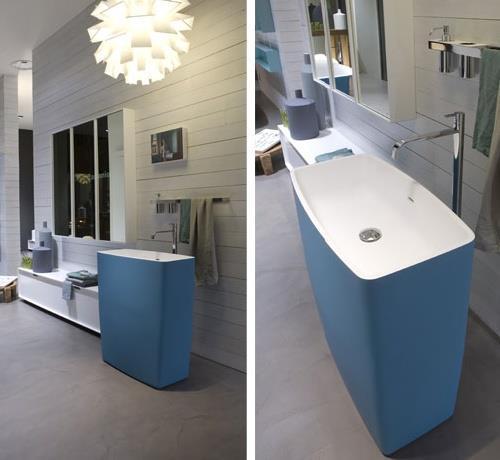tender waschtisch aus cristalplant von antonio lupi. Black Bedroom Furniture Sets. Home Design Ideas