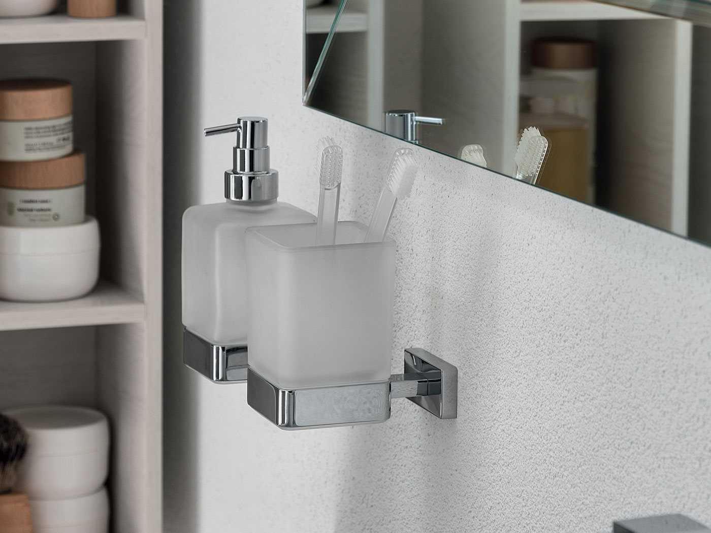 Sanitari & Arredo bagno Alto Adige - Lea accessori bagno di INDA