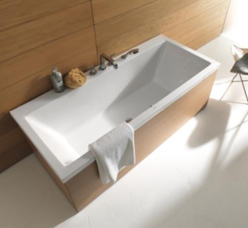 Sanitari arredo bagno alto adige vero vasca rettangolare di duravit - Vasca da bagno duravit ...