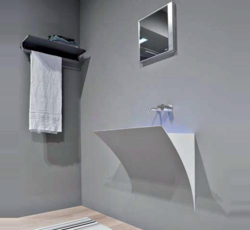 strappo waschtisch von antonio lupi badeinrichtung. Black Bedroom Furniture Sets. Home Design Ideas