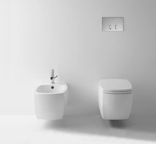 750 gabinetto bidet di agape design arredo bagno termocenter for Agape accessori bagno