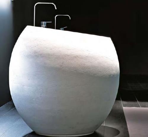 opium freistehender waschtisch von antonio lupi. Black Bedroom Furniture Sets. Home Design Ideas