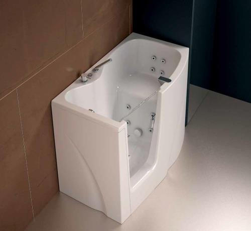 Sanitari & Arredo bagno Alto Adige - GEN-Y vasca con porta di Treesse