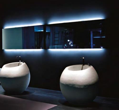 PANTA REI Badmöbel von ANTONIO LUPI - Badeinrichtung Termocenter