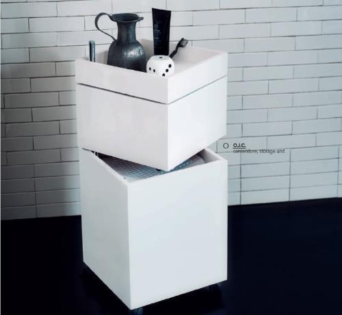 Sanitari arredo bagno alto adige o j c mobile bagno - Agape accessori bagno ...