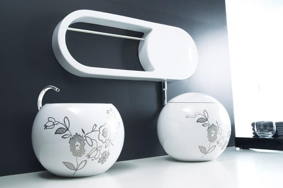 Disegno Ceramica Serie Sfera.Sanitari Arredo Bagno Alto Adige Sfera Ceramica Di