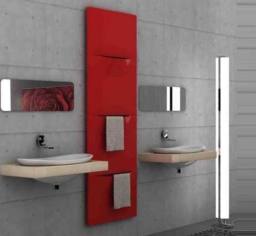 Sanitari arredo bagno alto adige cut radiatore design for Termosifoni bagno design