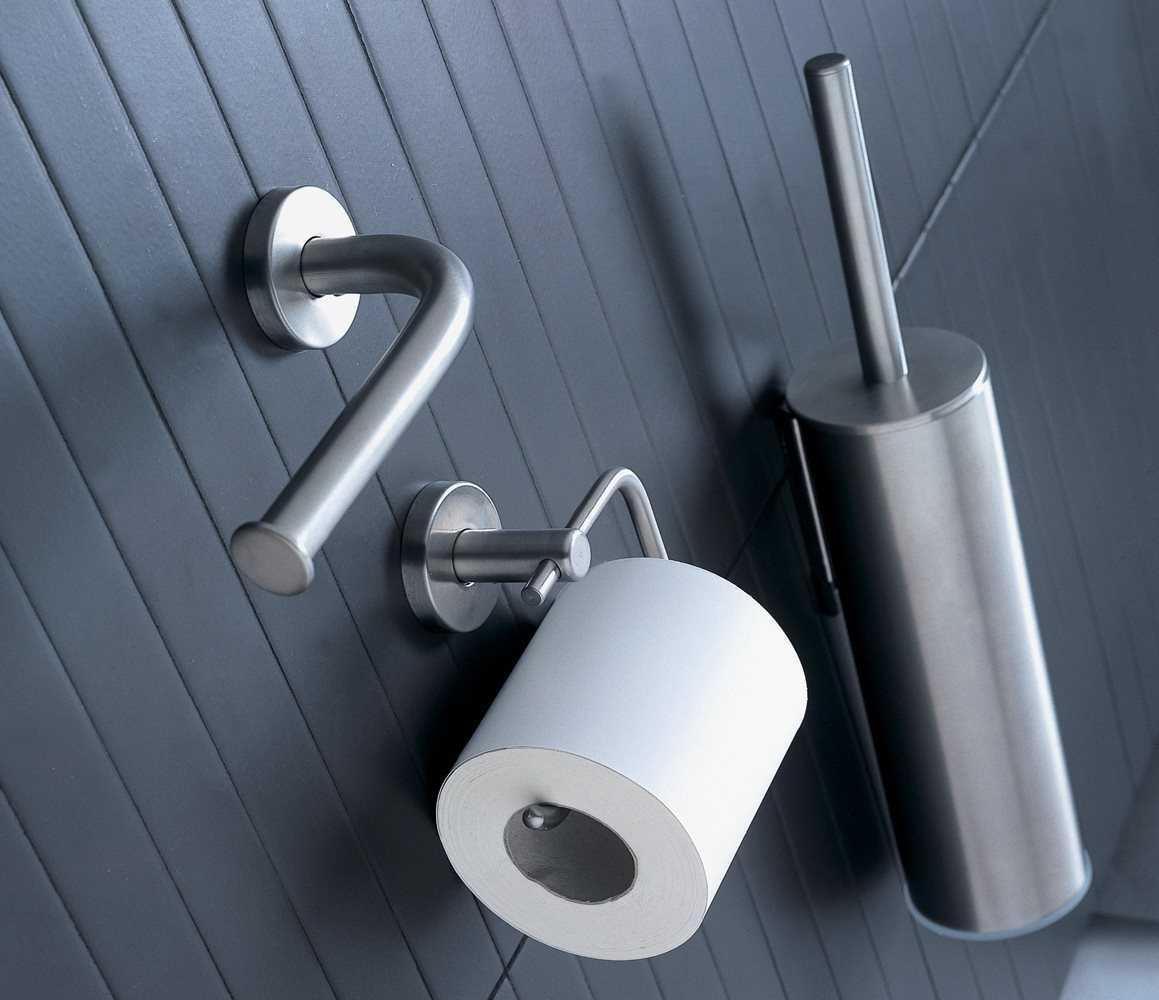 Sanitari arredo bagno alto adige inox accessori bagno di inda - Accessori bagno inox ...