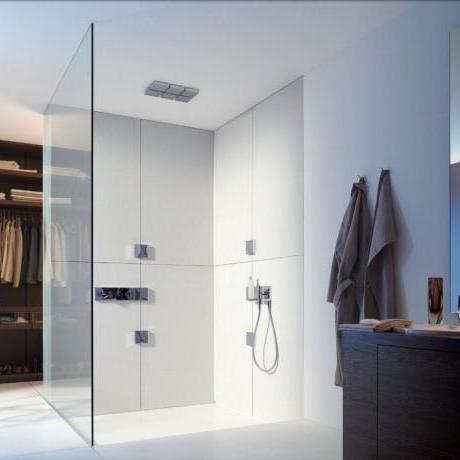 Sanitari arredo bagno alto adige axor starck shower collection di hansgrohe - Hansgrohe axor pharo shower ...