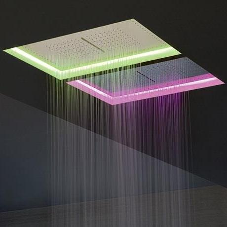 METEO Duschkopf von ANTONIO LUPI - Badeinrichtung Termocenter