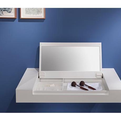 Sanitari arredo bagno alto adige cassetti trucco nel mobile da bagno di domovari - Mobile da trucco ...