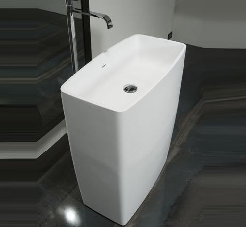 TENDER lavabo in Cristalplant di ANTONIO LUPI - Arredo Bagno ...