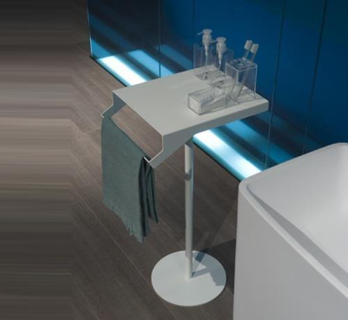 Gino porta oggetti di antonio lupi arredo bagno termocenter - Antonio lupi accessori bagno ...