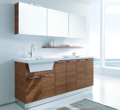 Sanitari Arredo Bagno Alto Adige Minerva Mobile Per Lavatrice Di