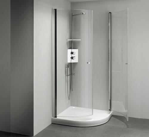 Sanitari & Arredo bagno Alto Adige - LUNA/LAKE FREE cabina doccia di ...